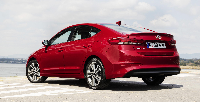 2016 Hyundai Elantra Review Photos CarAdvice