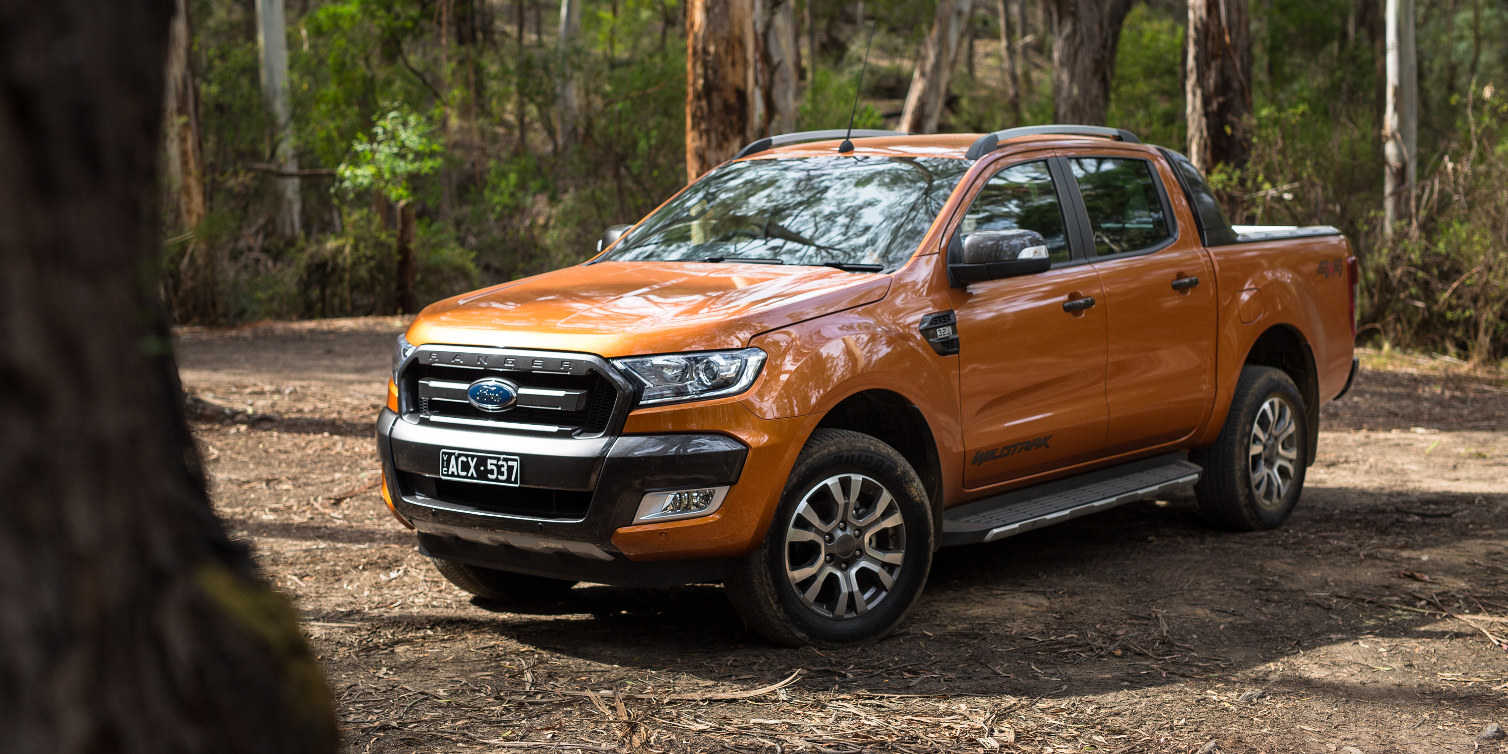 2016 Ford Ranger Wildtrak Review  photos  CarAdvice