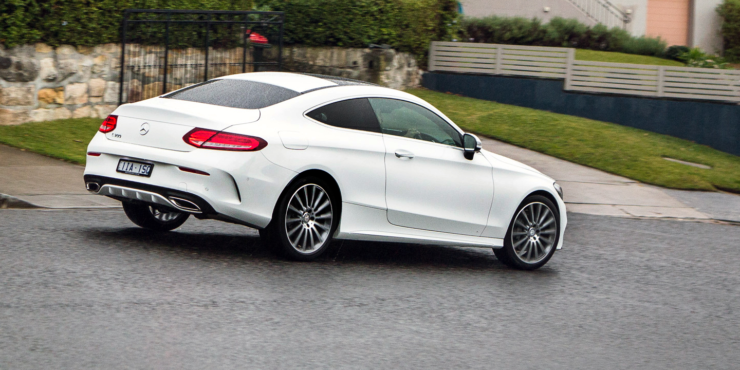 2016 MercedesBenz C300 Coupe Review Longterm report two