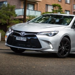 All New Camry Specs 2.5 V A/t 2016 Toyota Rz Review - Photos | Caradvice