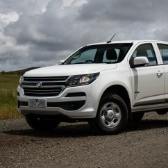 2017 Holden Colorado Wiring Diagram Gibson 4 Wire Humbucker Ls Review Caradvice Autos Post