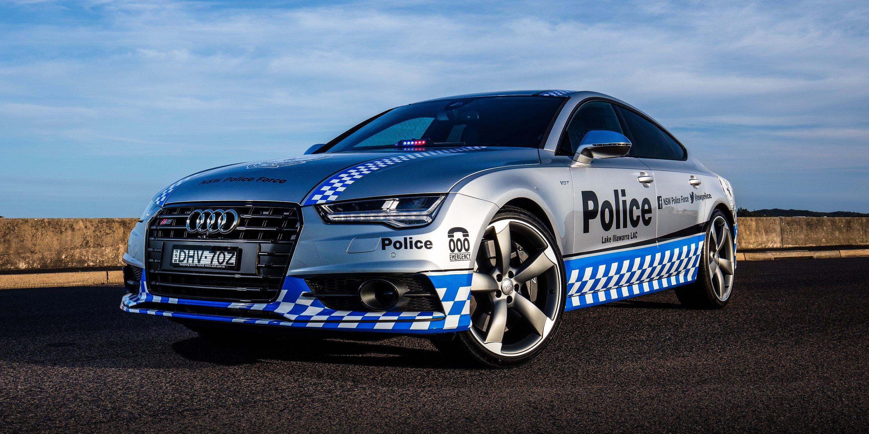 Audi S7 Sportback BMW i8 to boost police profile  photos