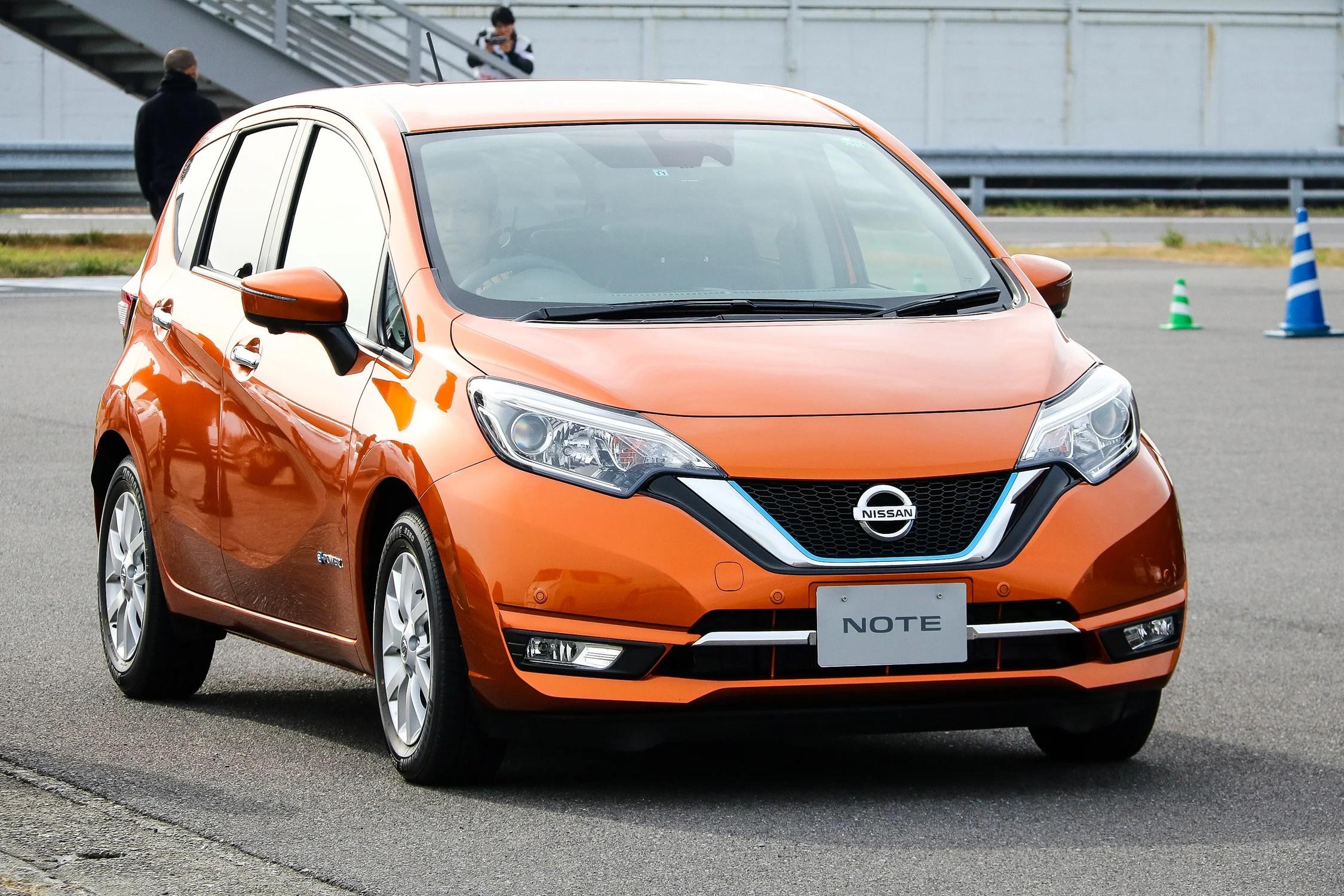 Nissan Intelligent Mobility Quick Drive Review A Glimpse