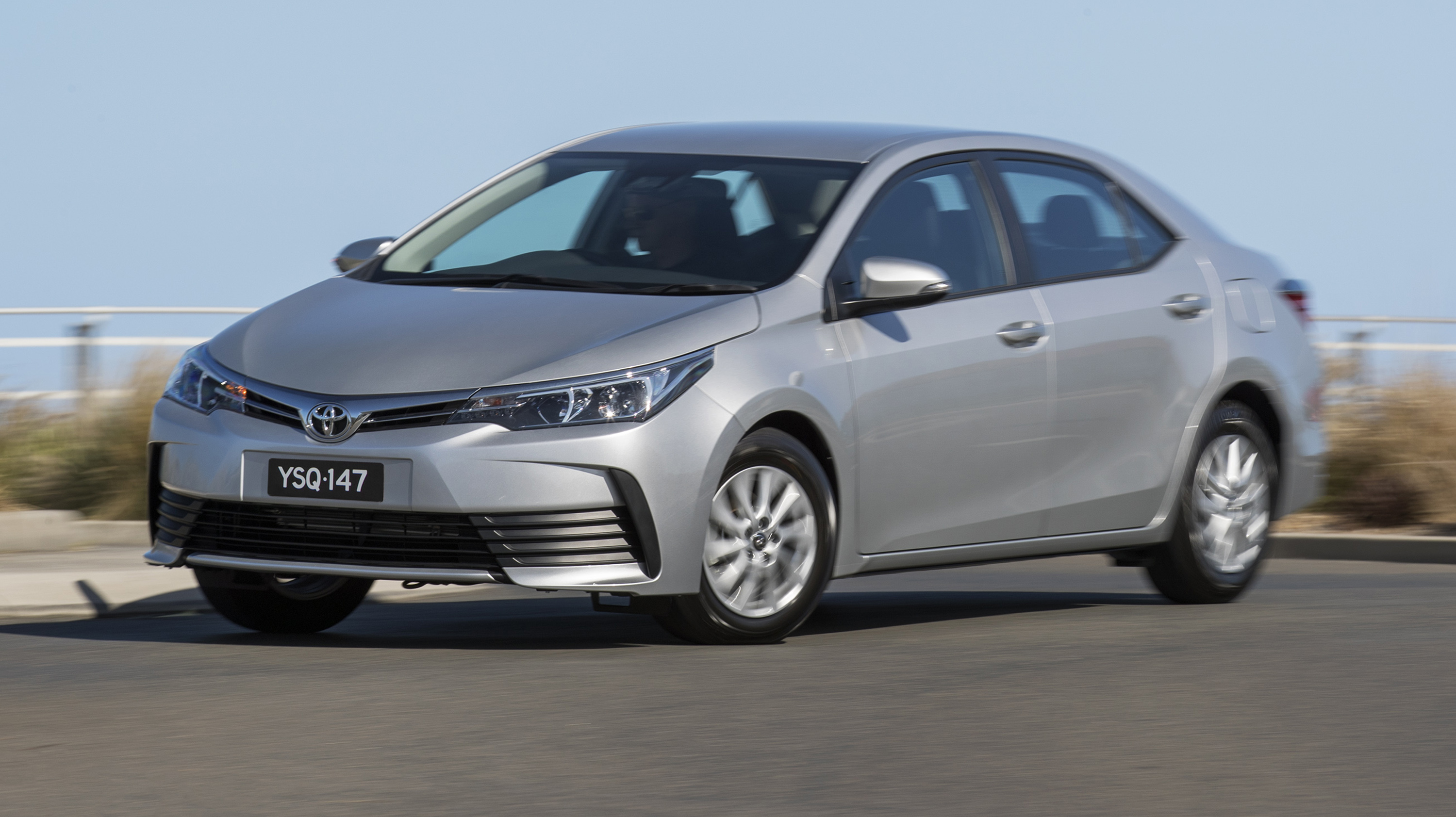 2017 Toyota Corolla Sedan Pricing And Specs New Looks