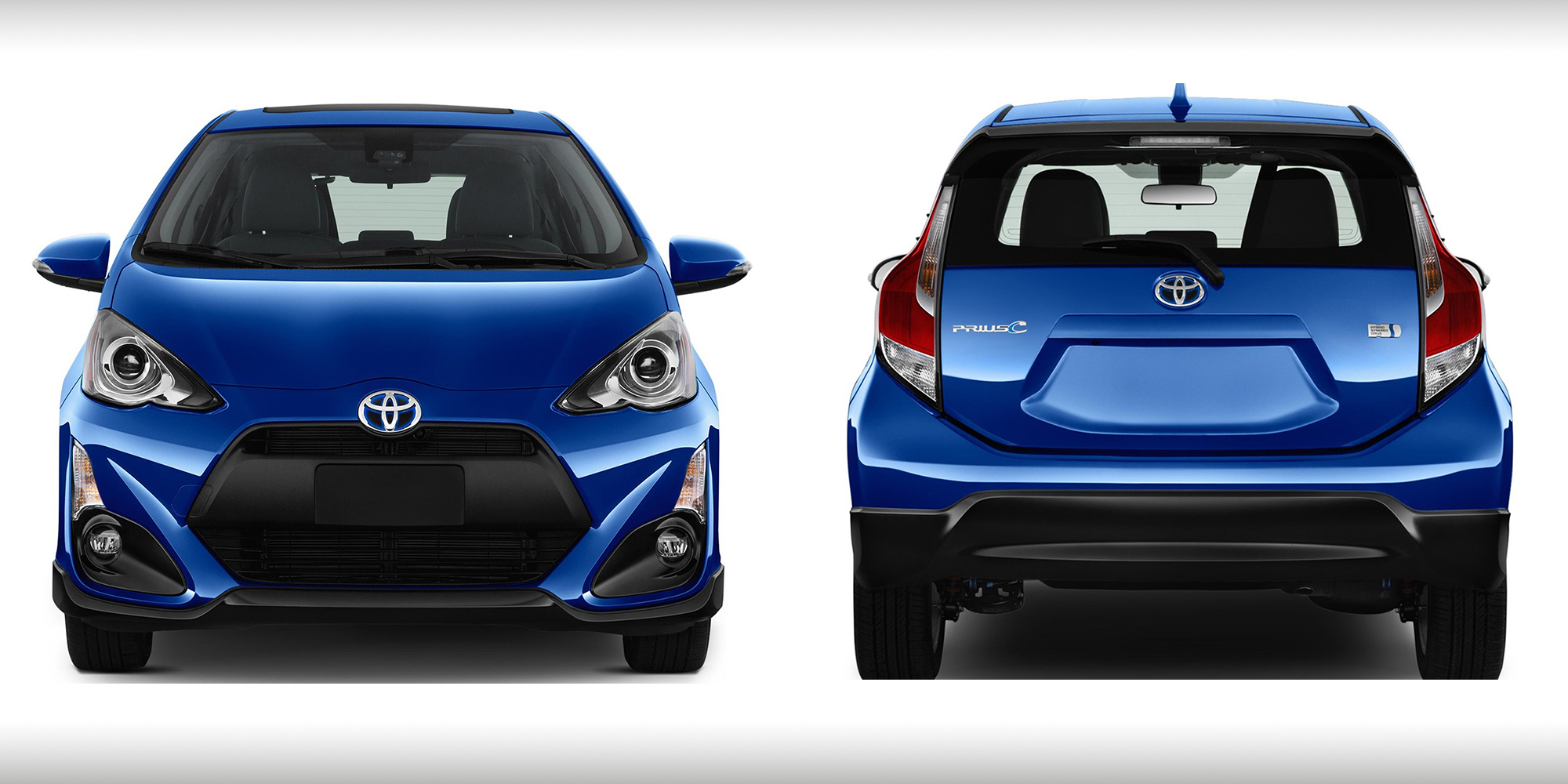 2018 Toyota Prius C Confirmed For Australia Photos