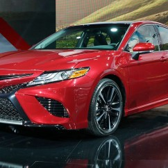 All New Camry 2018 Australia Avanza Grand Veloz Bekas Toyota Revealed Japan Built Sedan In