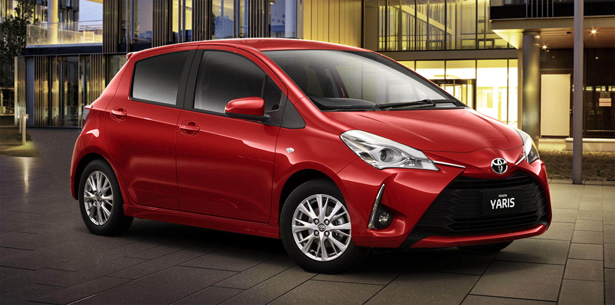toyota yaris trd limited new agya 1.2 g a/t 2017 pricing and specs update photos 1 of 4