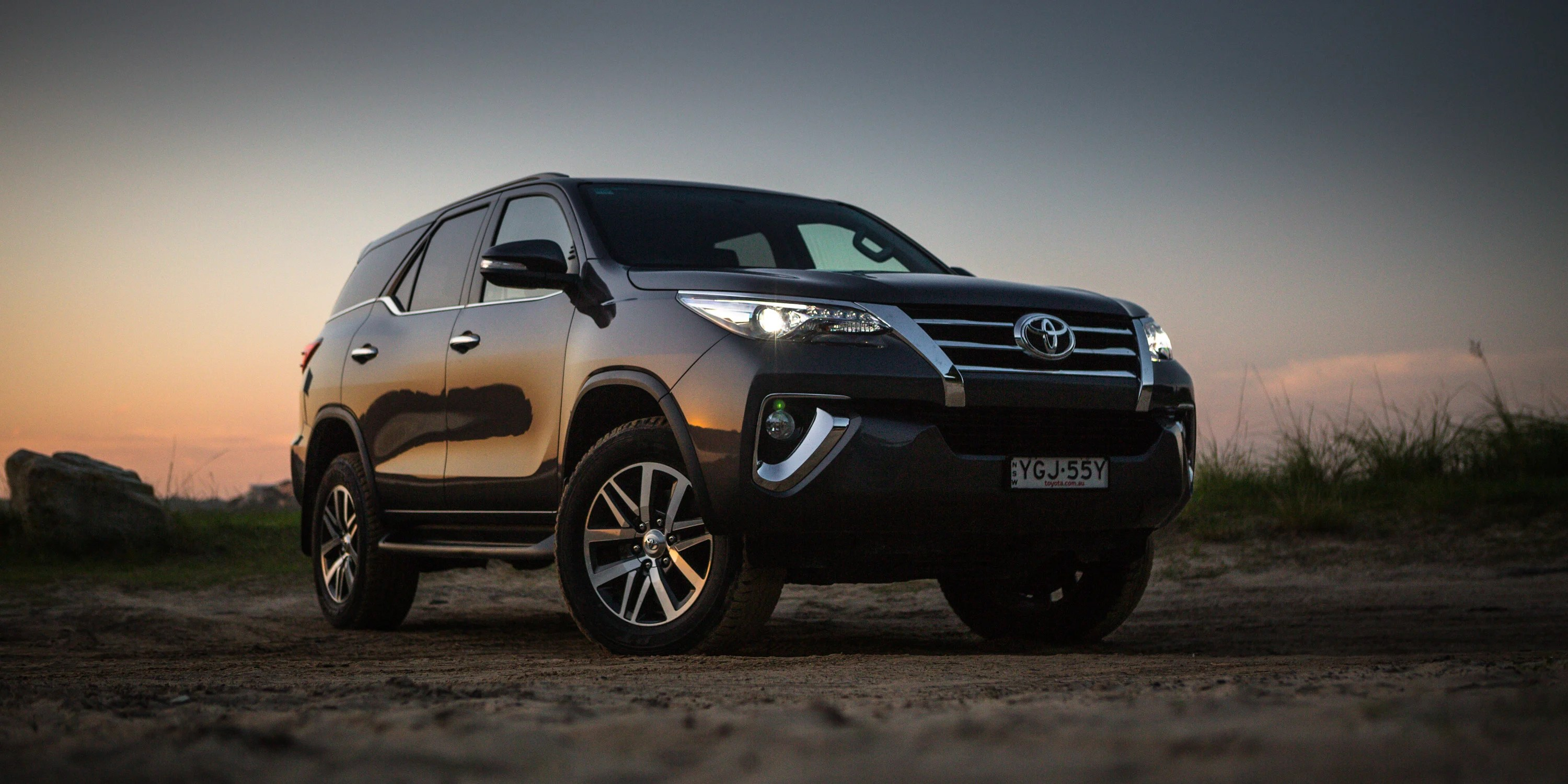 2017 Toyota Fortuner Crusade Review CarAdvice