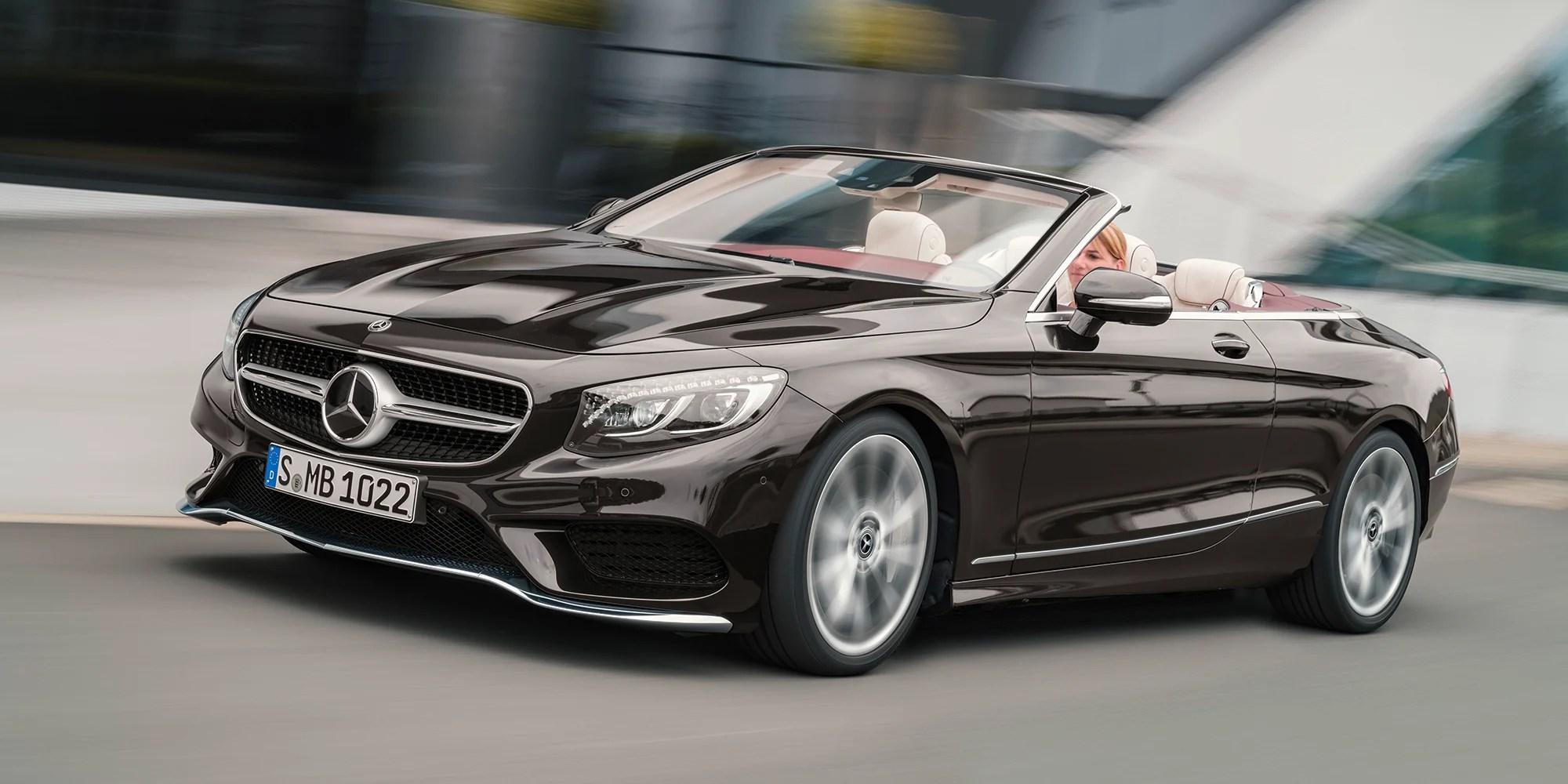 Mercedes Benz S Cl S550