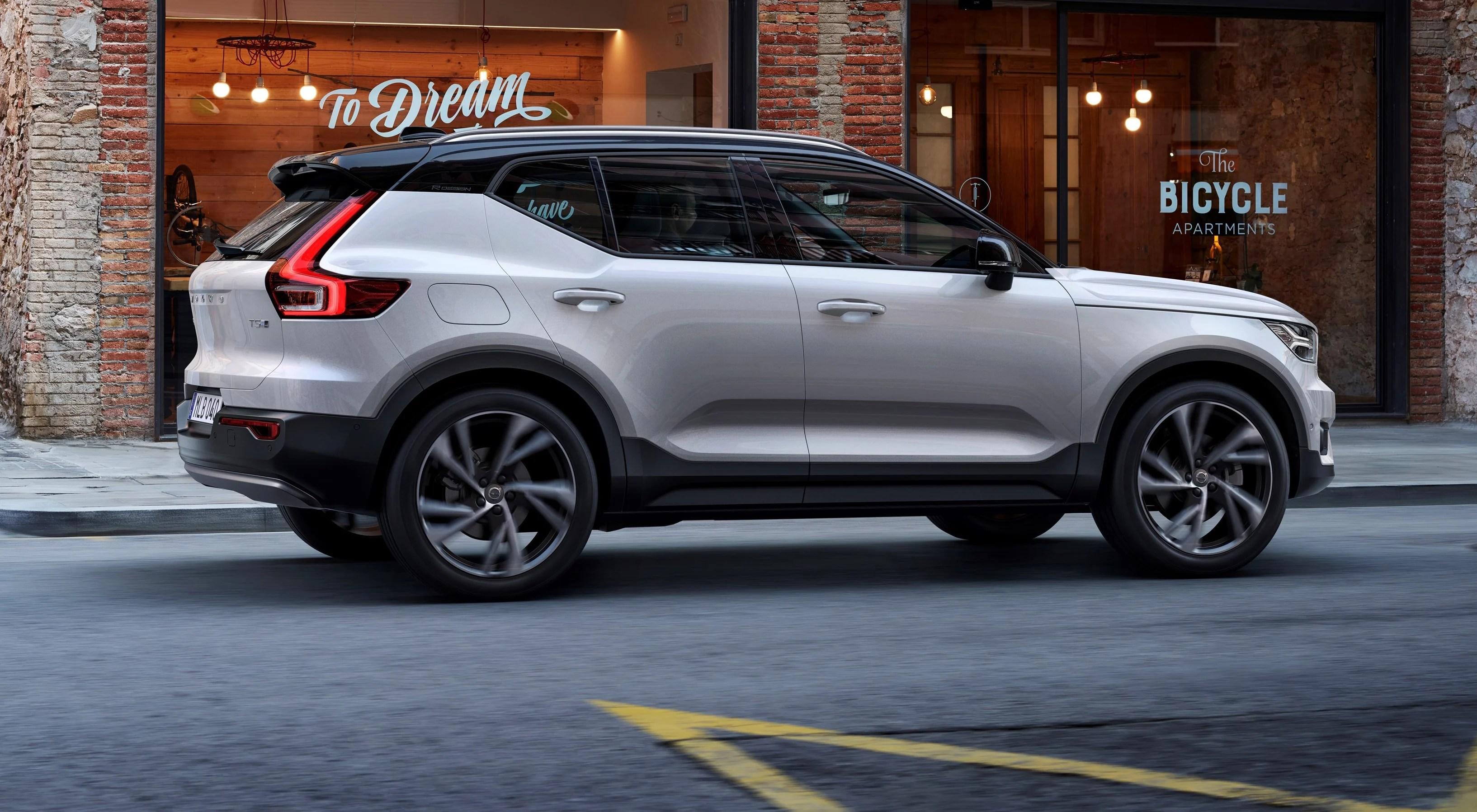 2018 Volvo XC40 revealed - photos   CarAdvice
