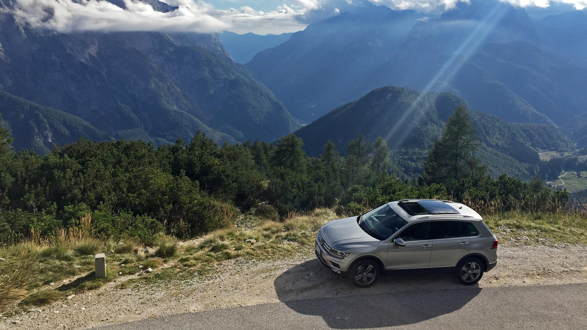 Worlds greatest driving roads Julian Alps Slovenia  Photos
