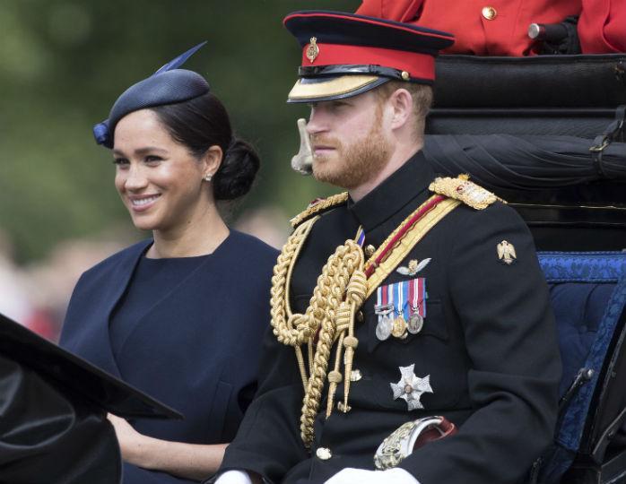 Меган Маркл едва не расплакалась из-за замечания принца Гарри