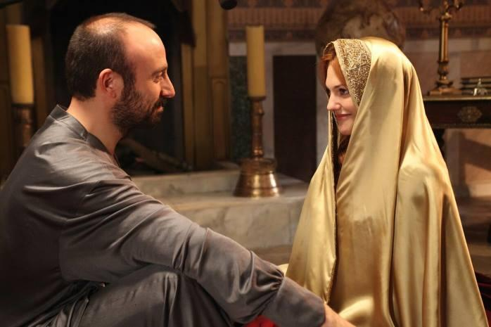 The Star of the Magnificent Century by Merier Uzerli with Halit Ergench