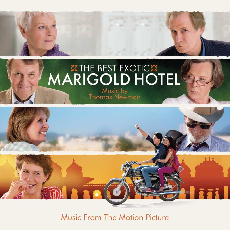 """""""The Best Exotic Marigold Hotel"""" tendrá una secuela - Cine3.com"""