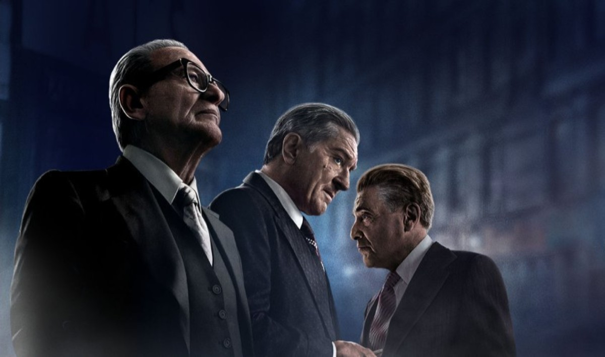The Irishman de Martin Scorsese libera gran tráiler final
