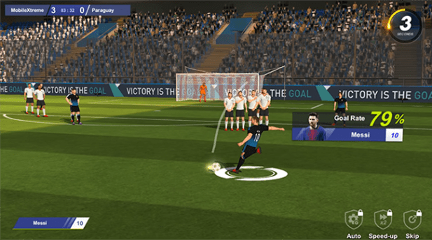 Ultimate Football Club - Football game graphic 3D officially opened