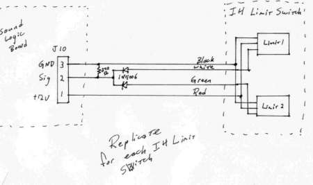 limit switch wiring diagram for three way with multiple lights switches cnc all data tail cnccookbook ih mill home