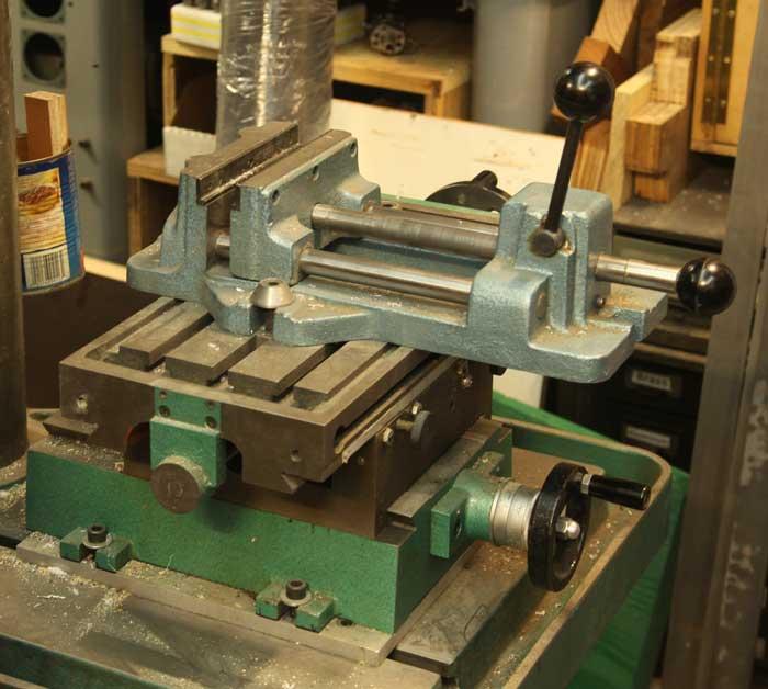 Drill Press Vs Mill