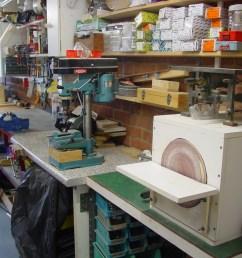 small machine shop layout [ 1024 x 768 Pixel ]