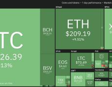 NEM (XEM) Gains 25% as Altcoins Follow Bitcoin's 30% January Surge