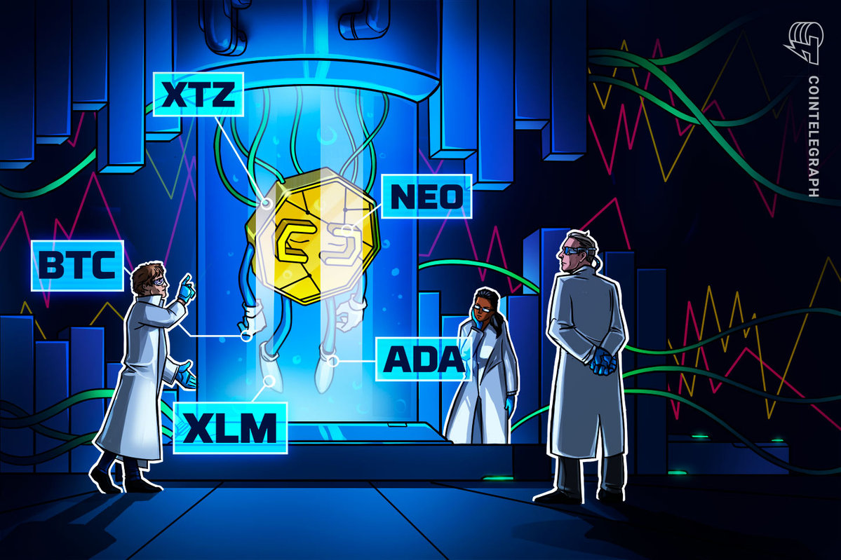 Photo of Top 5 Cryptocurrencies to Watch This Week: BTC, XTZ, XLM, ADA, NEO