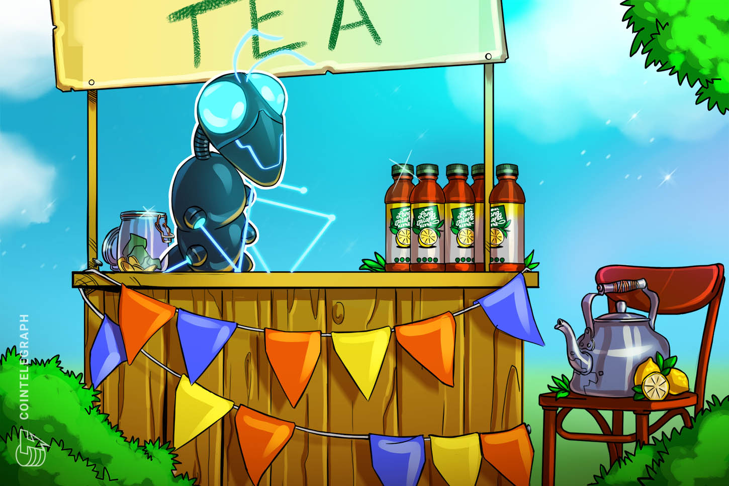 Photo of Blockchain platform to track $ 2.5 billion in tea products
