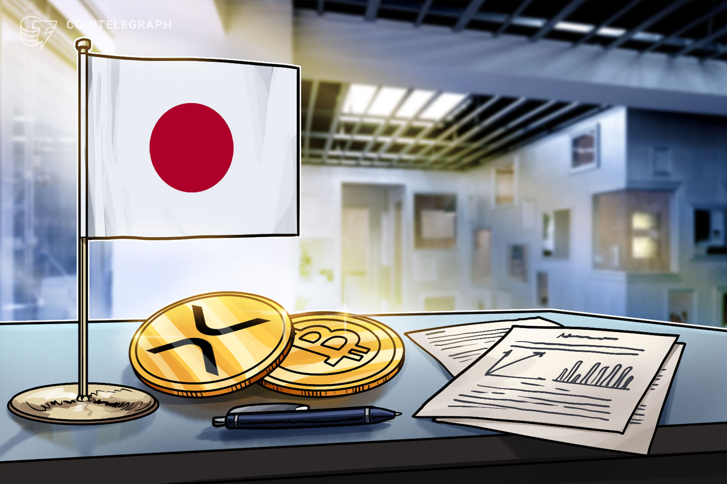 Photo of Survey: Japanese Crypto Holders Prefer XRP Over ETH