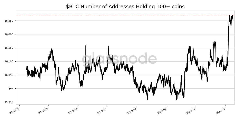 """Veriler, Silikon Vadisi ve """"Akıllı Para""""nın Son Bitcoin Rallisinin Arkasında Olduğunu Gösteriyor 9"""