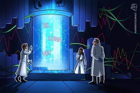 Οι Zilliqa, Terra (LUNA) και VeChain συγκεντρώνουν καλά νέα και ισχυρές βασικές αρχές