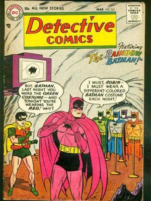 Image result for absurd dc comic panels