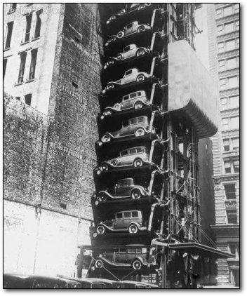 1930s Parking Garage