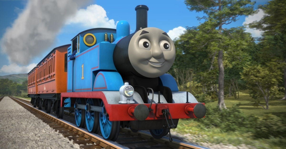 Why The Most F Ked Up Show On TV Is Thomas The Tank