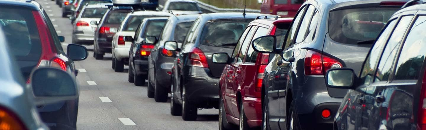 46 Thoughts That Consume You While You're Stuck In Traffic   Cracked.com