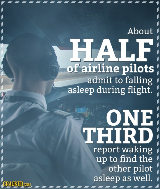 25 Unsettling Stats That'll Shake Your Foundations