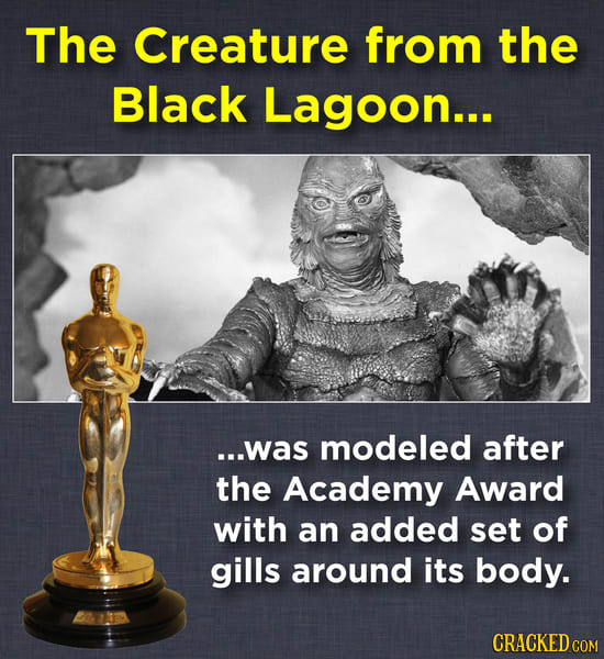 Amazing Facts About Famous Monsters