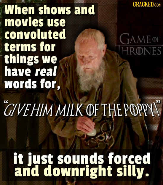 25 Little Things In Movies & Shows That Are SO Distracting