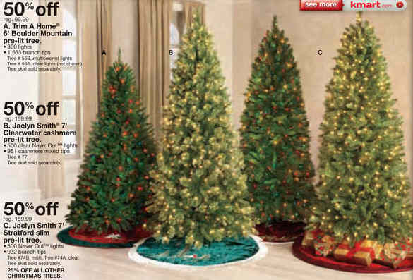 Jaclyn Smith Christmas Decorations