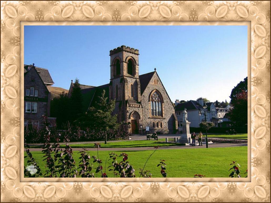 Duncansburgh Parish Church
