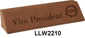 Laser Engraving Leatherette
