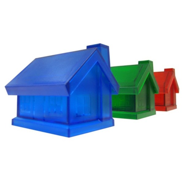 House Shaped Coin Bank - Ylia24201 Catchfire Marketing