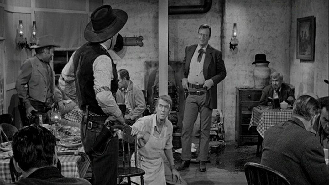 Lonely Quotes Wallpaper The Man Who Shot Liberty Valance Alamo Drafthouse Cinema