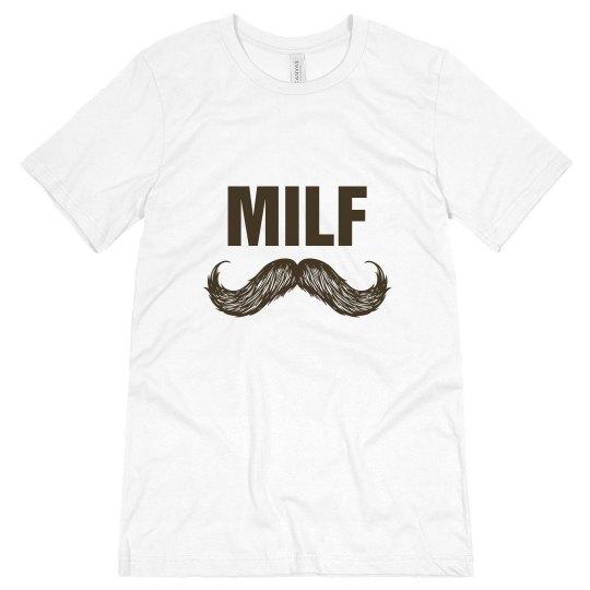 Mustache I'd Like To... Unisex Jersey T-Shirt