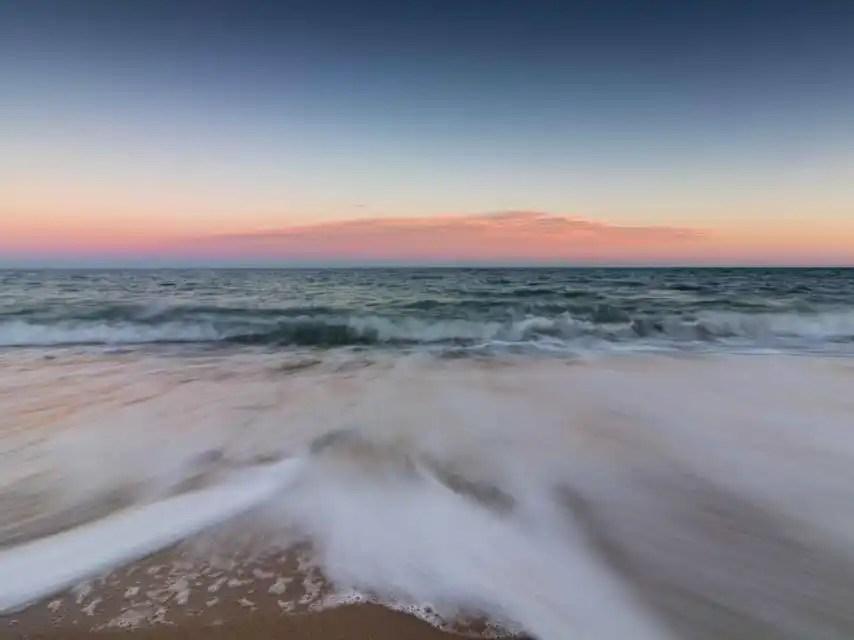 Imagen de la playa Mazarrón, en el municipio de Mazarrón.