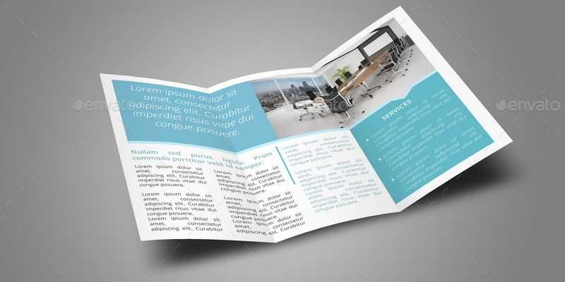 Trifold Brochure Mockup Set By SwirlVector GraphicRiver