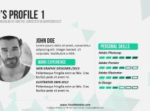Avenger PowerPoint Template by PresentaKit | GraphicRiver
