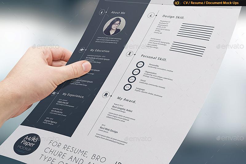 resume maker for it