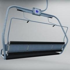 Ski Chair Lift Walmart Desk By Kr3atura 3docean