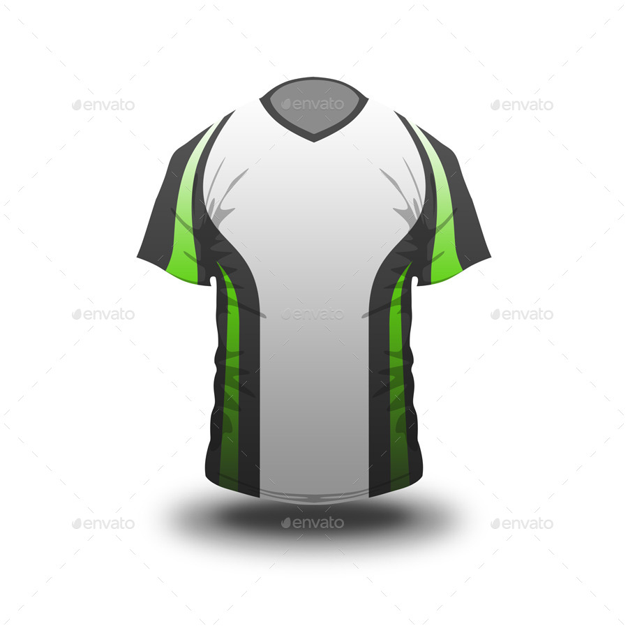 Download Gaming Jersey Mock-Up by SuperPencil | GraphicRiver