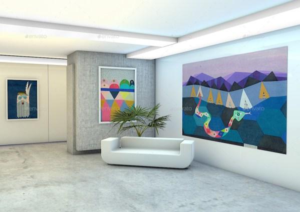 Office Art Gallery