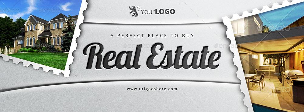 10 in 1 Real Estate Facebook Covers 2 by Belegija  GraphicRiver